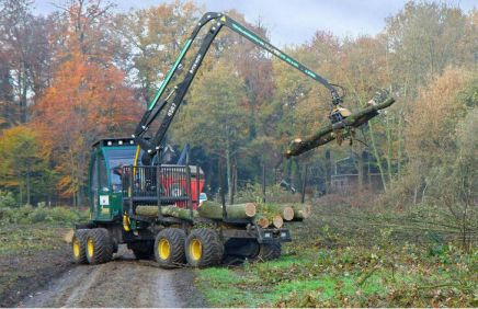 Forwarder Entracon EF60
